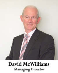 David McWilliams - Managing Director