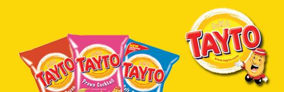 Visit the Tayto Website