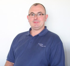 George Megaw - Warehouse Manager