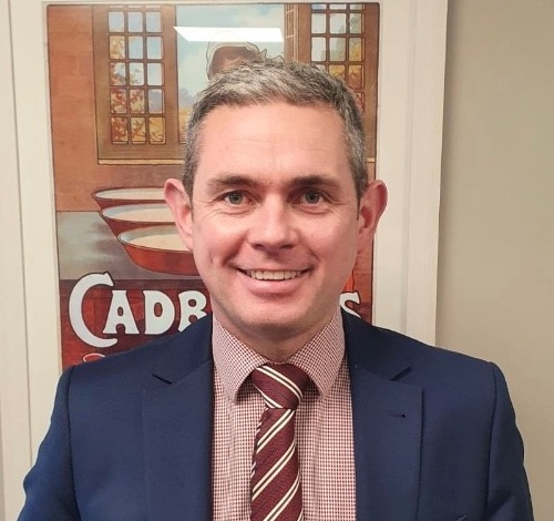 Jonathan McWilliams - Sales Manager